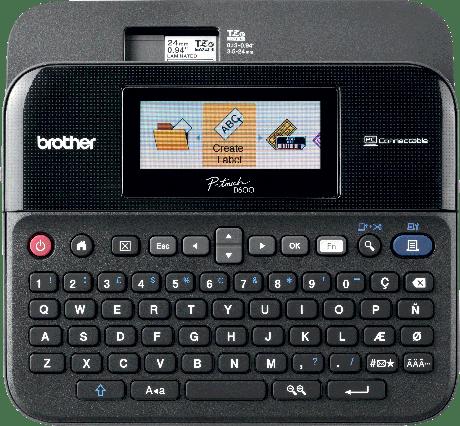 PT-D600VP product image